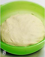 奶香粘豆包的做法图解3
