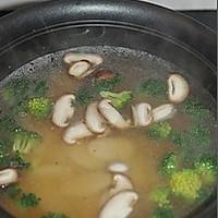 彩蔬炖年糕的做法图解6