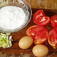 西红柿面絮汤的做法图解1