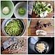 翡翠白菜蒸饺的做法图解2