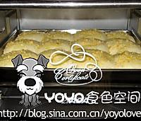 奶油乳酪夹馅面包DIY的做法图解6