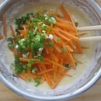 黑米薏仁豆浆&胡萝卜煎饼的做法图解7