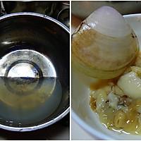 西施舌芙蓉蛋的做法图解2