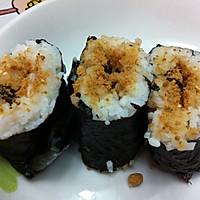 章鱼肉松寿司的做法图解3