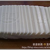 芙蓉豆腐的做法图解1