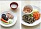 香菇鸡茸蔬菜粥  的做法图解1