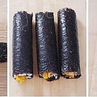 紫菜包饭的做法图解3