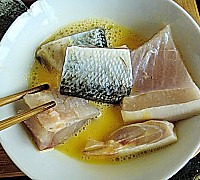 干锅香辣鱼块的做法图解2