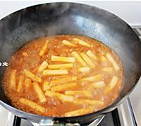 韩式辣炒年糕的做法图解10