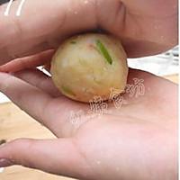 香煎土豆虾仁饼的做法图解11