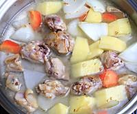 咖喱鸡腿土豆饭的做法图解4
