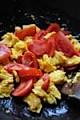 番茄炒蛋加点醋更好吃的做法图解7