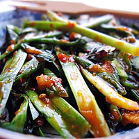 春天的养生小菜--朝式拌韭菜的做法图解10