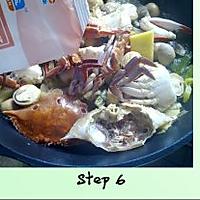 草菇炒花蟹的做法图解12