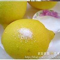 蜂蜜柠檬茶的做法图解1