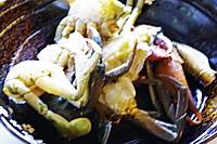 避风塘炒蟹的做法图解2