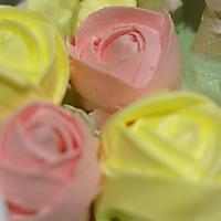 奶油玫瑰花的做法图解25