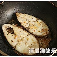 青酱煎银鳕鱼的做法图解5