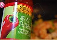 橄榄油甜辣虾仁的做法图解5