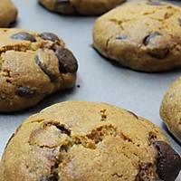 巧克力奇普饼干的做法图解7