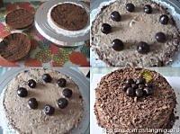黑森林蛋糕的做法图解18