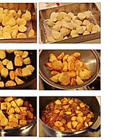红烧肉炖土豆的做法图解7