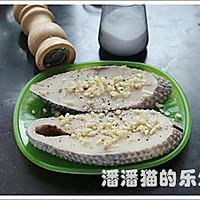 青酱煎银鳕鱼的做法图解1