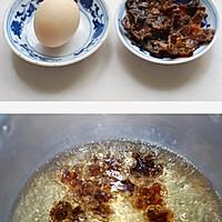 鸡蛋龙眼羹的做法图解1