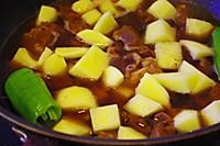 牛肉炖土豆的做法图解4