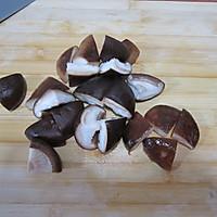 香菇油菜的做法图解2