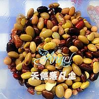 浓香醇厚的五谷豆浆的做法图解3