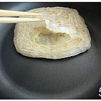飞饼版鸡蛋灌饼的做法图解5