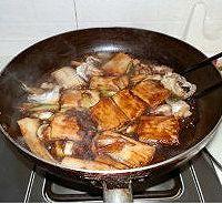 家常红烧带鱼的做法图解6