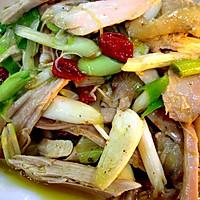 新疆风干椒麻鸡的做法图解2