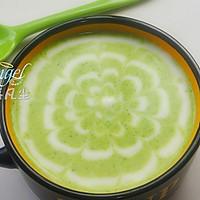 春暖花开——西兰花奶油浓汤的做法图解8