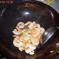 韭菜炒虾仁的做法图解4