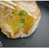 飞饼版鸡蛋灌饼的做法图解6