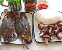 飞蟹咖喱饭的做法图解1