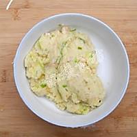 香煎土豆虾仁饼的做法图解9