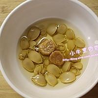 小鲍松茸炖大骨的做法图解1