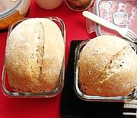黑米杂粮面包的做法图解8