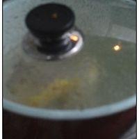 凉拌萝卜鸡丝的做法图解3