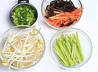 清爽小菜的做法图解1