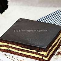 歌剧蛋糕的做法图解8