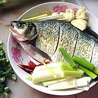 红烧鳊鱼的做法图解6