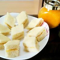金橘果酱夹心蛋糕的做法图解4