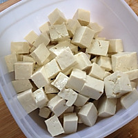 麻婆豆腐的做法图解1