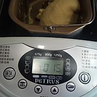面包机版直接法北海道吐司的做法图解7
