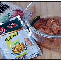 一碗榨菜肉丝面的做法图解1