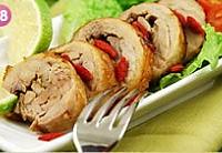 越南风味香茅烤鸡卷的做法图解18
